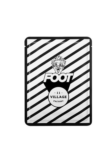 Village 11 Factory Relax-Day Foot Mask - Nemlendirici Yumuşatıcı Ayak Maskesi Renksiz